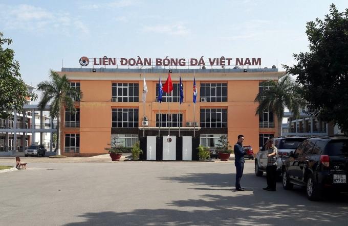 Lắp đặt Barie liên đoàn bóng đá Việt Nam - VFF