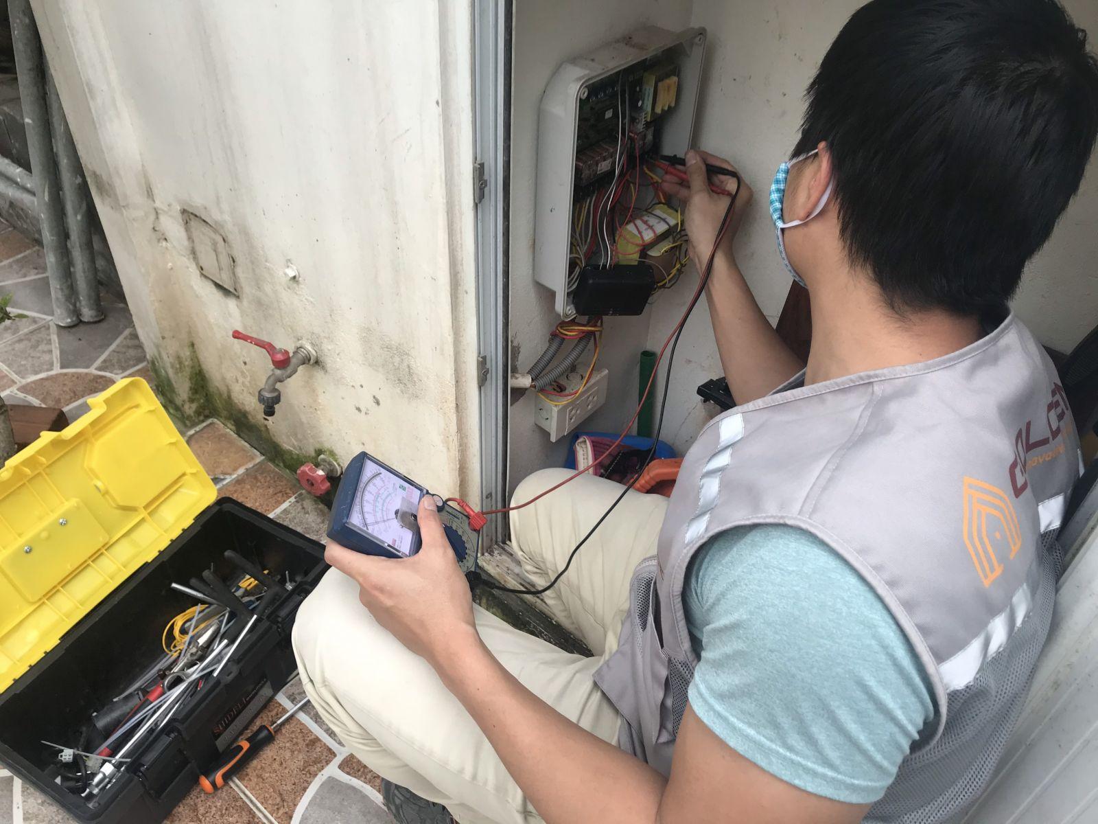 dịch vụ sửa cửa cổng tự động