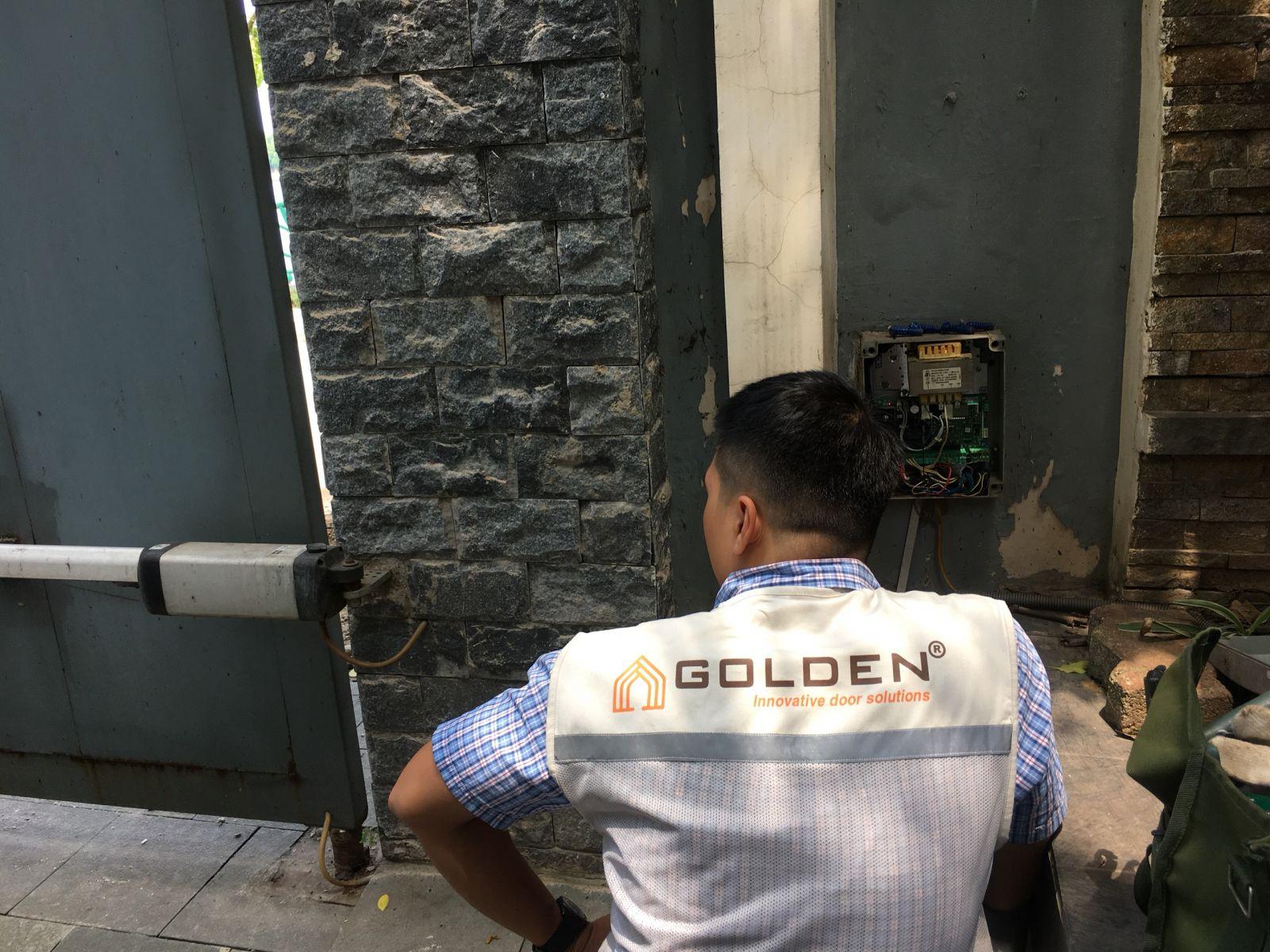 kỹ thuật sửa chữa cửa tự động