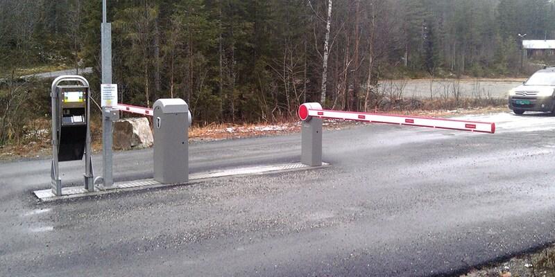 barrier ditec