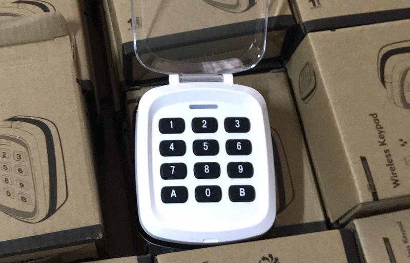 keypass dành cho cửa cổng