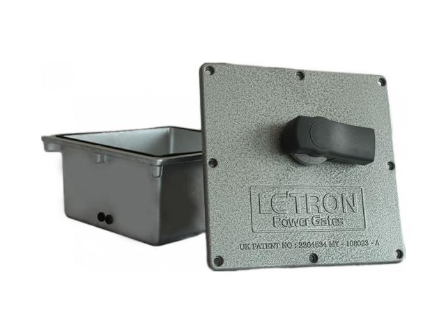 Motor cổng âm sàn L5000/L5500HD